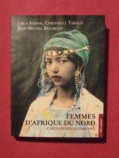 Femmes d'Afrique du nord, cartes postales (1885-1930)