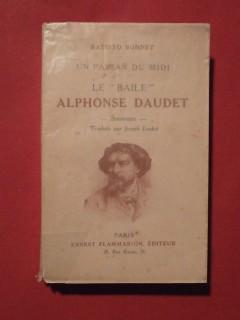 Le baile Alphonse Daudet, un paysan du midi
