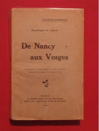 De Nancy aux Vosges