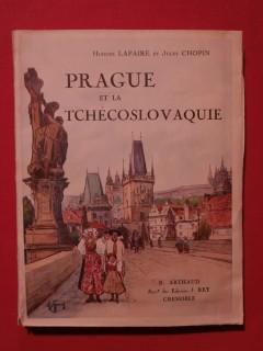 Prague et la Tchécoslovaquie