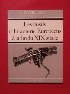 Les fusils d'infanterie européens à la fin du XIXe siècle