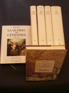 La guerre des Cévennes (1702-1710)