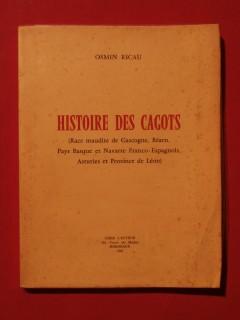 Histoire des cagots (race maudite de Gascogne, Béarn, pays Basque et Navarre franco espagnols, Asturies et province de Léon)