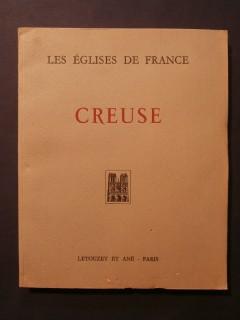 Les églises de France, Creuse