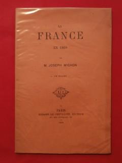 La France en 1868