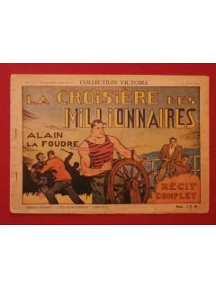 La croisière des millionnaires, Alain la Foudre n°12
