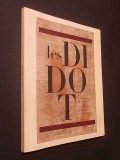 Les Didot, trois siécles de typographie & de bibliophilie, 1698-1998