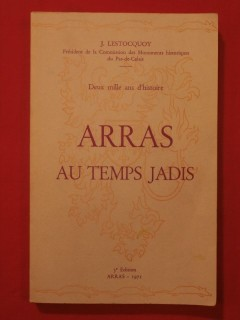 Arras au temps jadis