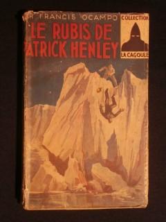 Le rubis de Patrick Henley