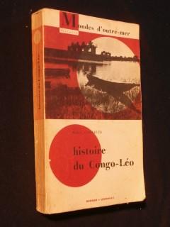Histoire du Congo Léo (Léopolville)