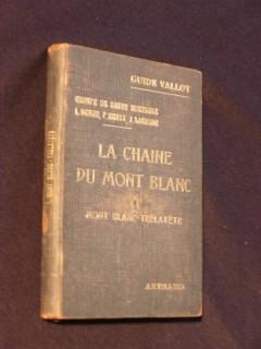 La chaîne du Mont Blanc, Mont Blanc, Trélatête