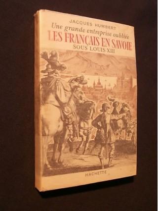 Les français en Savoie sous Louis XIII