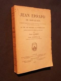 Jean Errard de Bar le Duc