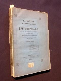 La Bazoche, les abbayes de la jeunesse et les compagnies de l'arc, de l'arbalète et de l'arquebuse en Savoie