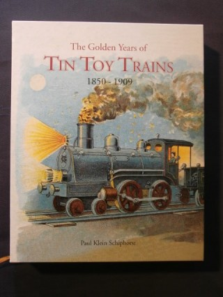 The golden years of tin toy trains (1850-1909)