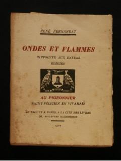 Ondes et flammes