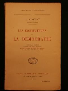 Les instituteurs et la démocratie