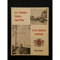 Les tramways Valence - St Péray et les transports valentinois