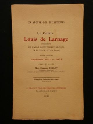 Le comte Louis de Larnage