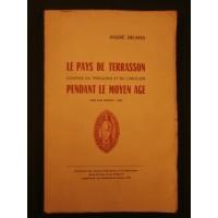 Le pays de Terrasson, confins du Périgord et du Limousin, pendant le moyen age
