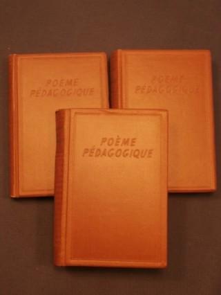 Poème pédagogique, 3 tomes