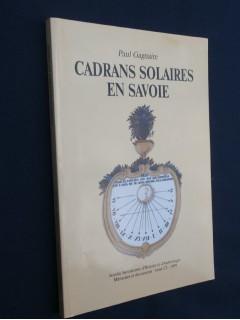 Cadrans solaires en Savoie
