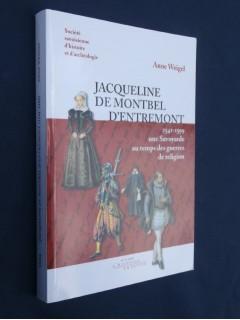 Jacqueline de Montbel d'Entremont