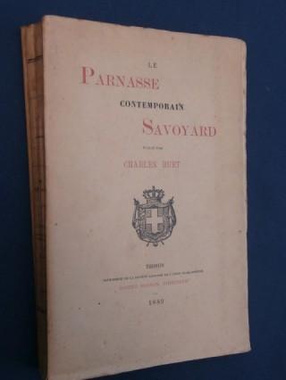 Le Parnasse contemporain savoyard