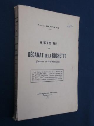 Histoire du décanat de la Rochette (décanat de Val Pelouse)