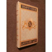 Tout Lyon, annuaire 1920