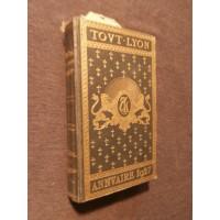 Tout Lyon, annuaire 1927