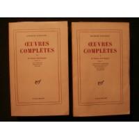 La somme athéologiques, 2 tomes