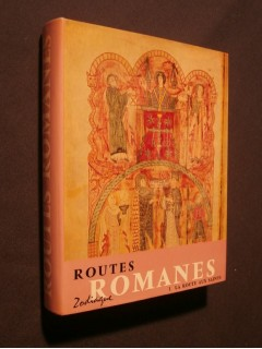 Routes romanes, tome 1, la route aux saints