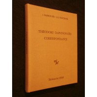Théodore Daphnopatès, correspondance