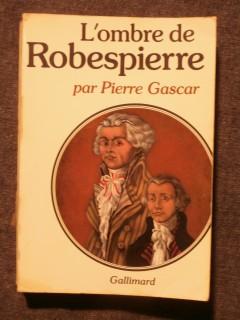 L'ombre de Robespierre