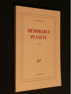 Mémorable planète
