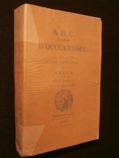 ABC illustré de l'occultisme