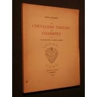 Les chevaliers tireurs de Chambéry