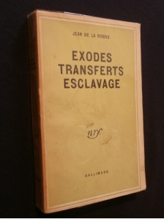 Exodes, transferts, esclavage