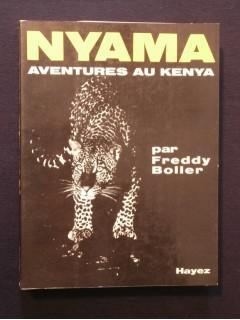Nyama, aventures au Kenya
