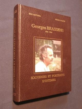 Georges Brassens (1921-1981), souvenirs et portraits d'intimes