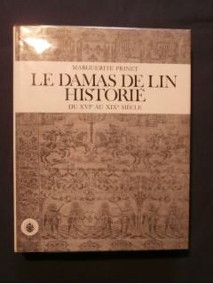 Le damas de lin historié du XVIe au XIXe siècle