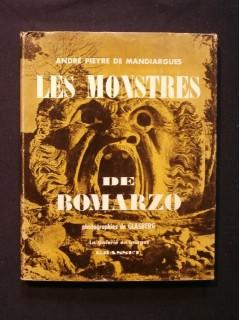 Les monstres de Bombarzo
