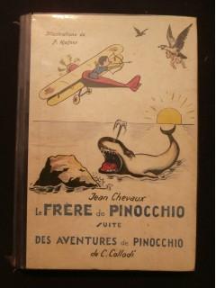 Le frère de Pinocchio suite des aventures de Pinocchio