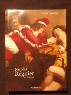 Nicolas Régnier ca1588 - 1667, peintre, collectionneur, marchand d'art