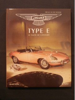 Jaguar Type E, le fauve de Coventry