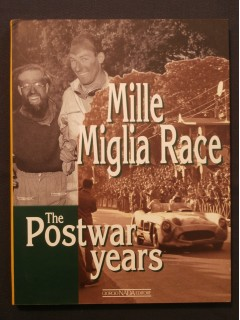 Mille Miglia Race, the postwar years