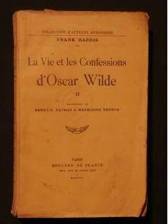 La vie et les confessions d'Oscar Wilde, tome 2