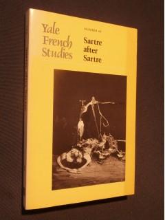 Sartre after Sartre