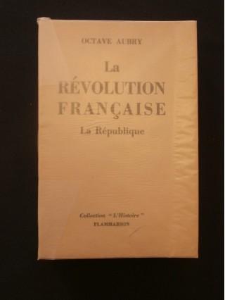 La révolution française, tome 2, la république